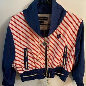 Rocawear light navy jacket sailor